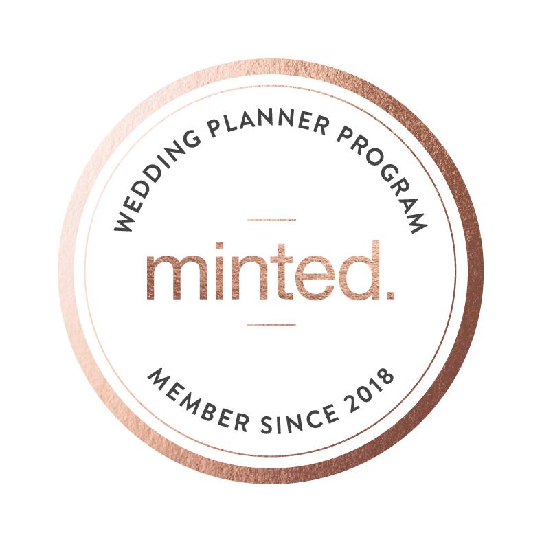 minted Wedding Planner Program - Member since 2018