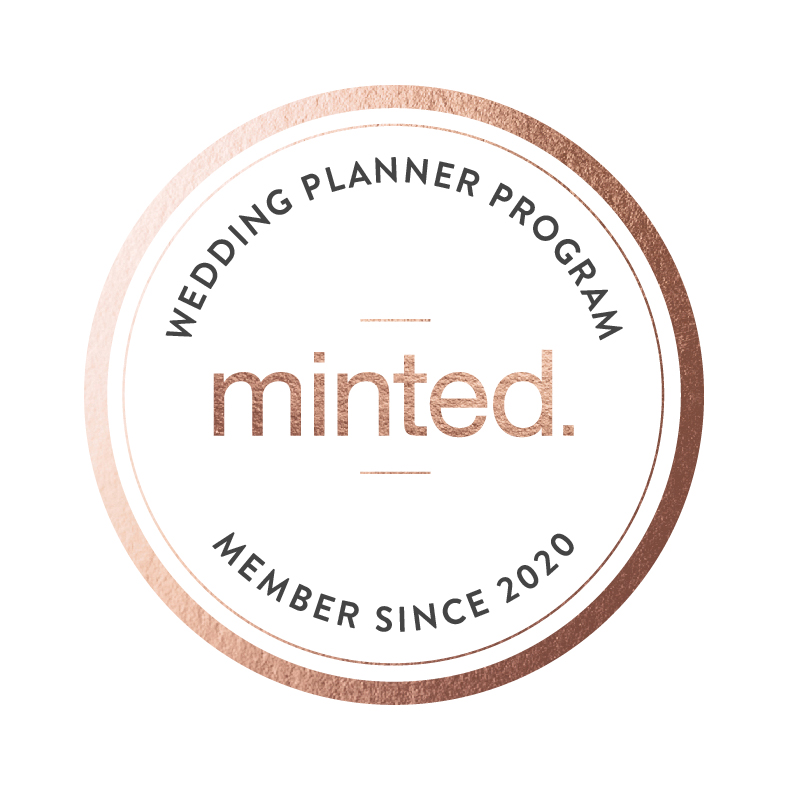 Minted Wedding Planner Program