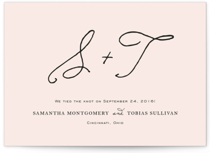 Estate Wedding Announcements