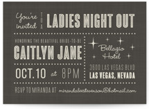 Bachelorette Party Invitations Minted
