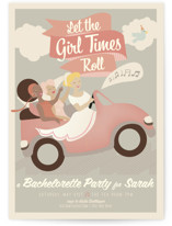 Let the Girl Times Roll!