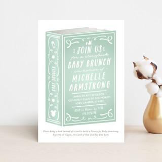 Storybook Shower Baby Shower Postcards