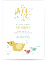 Waddle It Be by Molly Tanner