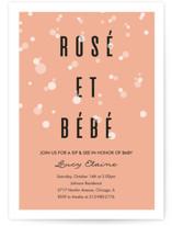 Rosé Et Bébé