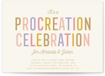 Procreation Celebration