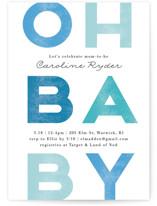 Oh baby blue by Jennifer Wick