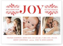 Welcome Our Joy by Coco and Ellie Design