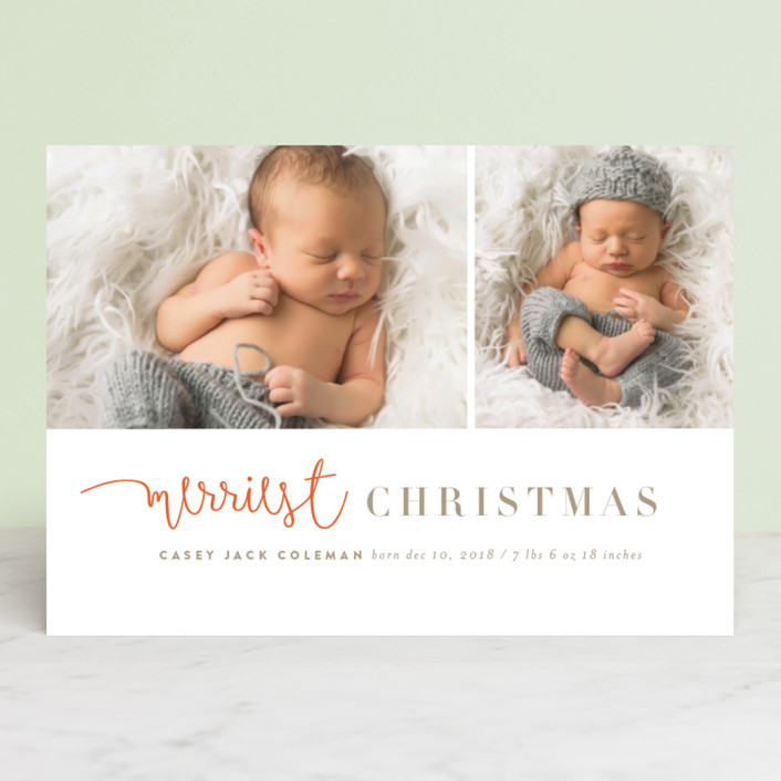 """tuille"" - Holiday Birth Announcements in Artic by chocomocacino."