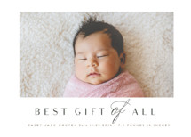 chelsea Holiday Birth Announcements By chocomocacino