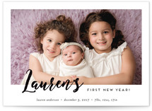 Baby's First New Year! by Kimberly Garcia