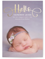 Sweetest Hello by Leah Bisch