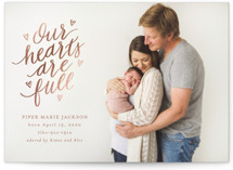 Our hearts are full by Jackie Crawford