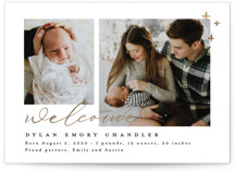 Welcome Our Little One by Pink House Press