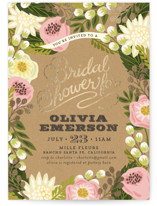 Bridal Shower Invitations Minted