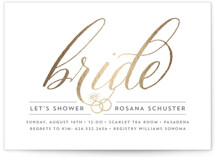 Golden Bride
