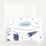 Letterpress Birth Announcements Thank You Cards