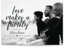 Love makes a family by Mayflower Press
