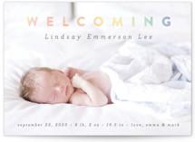 Rainbow Welcome by Liz Conley