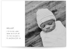 Hello! Baby by Kiersten Garner