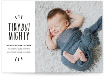 Tiny but mighty by Lea Delaveris