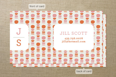 Calling Card Business Cards