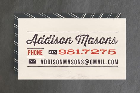 Magnum Business Cards