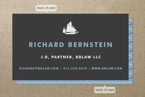 Captain Business Cards