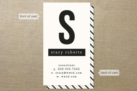 The minimalist business cards by bourne paper co minted the minimalist business cards colourmoves