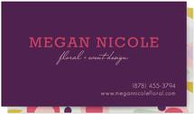 Megan Floral