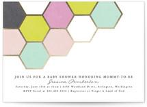 modern honeycomb