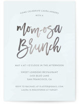 Mom-osa Brunch