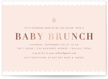 Brunch for Baby