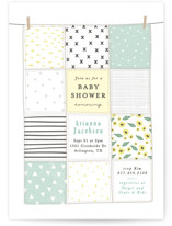baby quilt by Karidy Walker