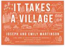 It Takes A Village by Shiny Penny Studio