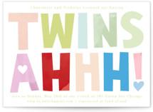 Twins Ahhh