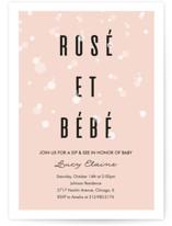 Rosé Et Bébé by Julie Hebert