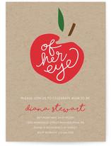 Apple of her Eye