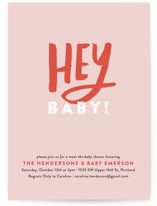 Hey Baby! by Kimberly Chow