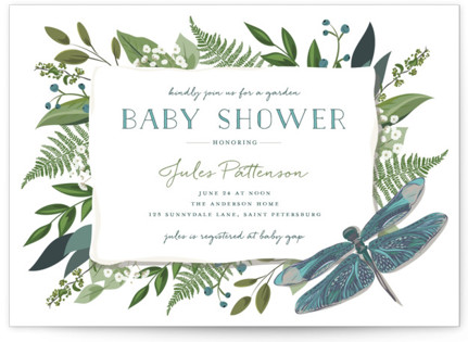 Baby Shower Invitation Collections