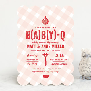 babyq baby shower invitations