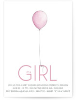 Girl Balloon