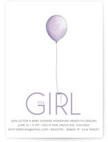 Girl Balloon