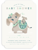 Sweet Elephant Shower