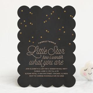 Wonder Baby Shower Invitations