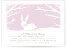 little snow bunny