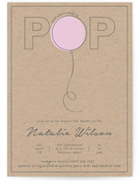 balloon pop by Christy Vespa