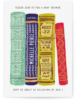 Line the Shelves