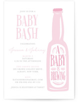 Brewing baby love