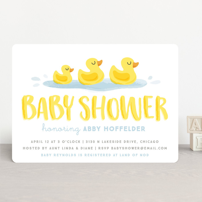 new rubber ducky baby shower invitation or 57 printable rubber ducky baby shower invitations