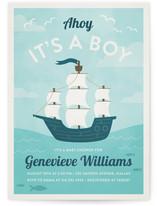ahoy little matey
